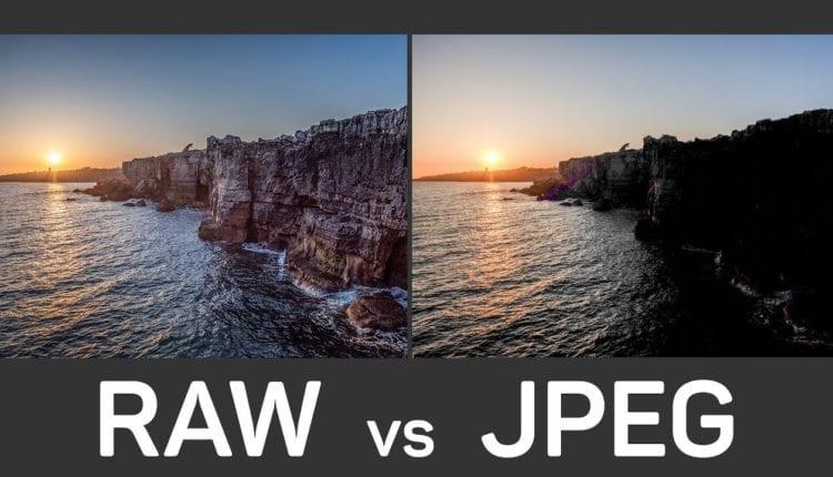 ما هي صور RAW التي تلتقطها الكاميرات الاحترافية؟ متى يجب أن تستخدمها ولماذا؟