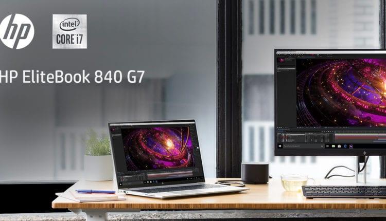 أمان وحماية أكبر، وأداء أسلس للعمل من المنزل مع حواسيب HP Elite Notebook