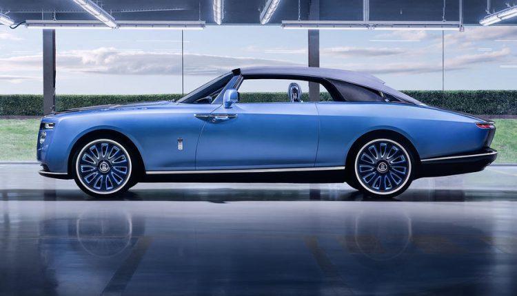 شاهد سيارة رولز رويس التي تكلف 28 مليون دولار ومتاحة لثلاثة مشترين فقط