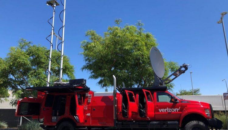 شاهد شاحنة THOR الثورية للاتصالات في أماكن الكوارث وفي حالات الطوارئ
